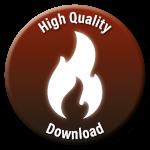 Brandheiss Download Button Klein