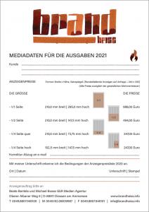 vorschau mediadaten 2021