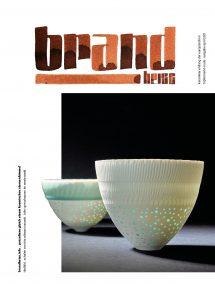 Titelseite der brandheiss Ausgabe 02-2021 - April