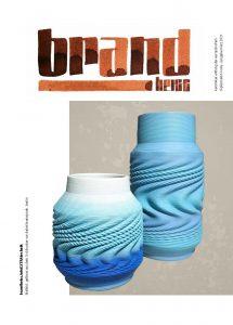 Titelseite der brandheiss technik Ausgabe 01-2021
