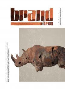 Titelseite der neuen Ausgabe der brandheiss (2021-03)